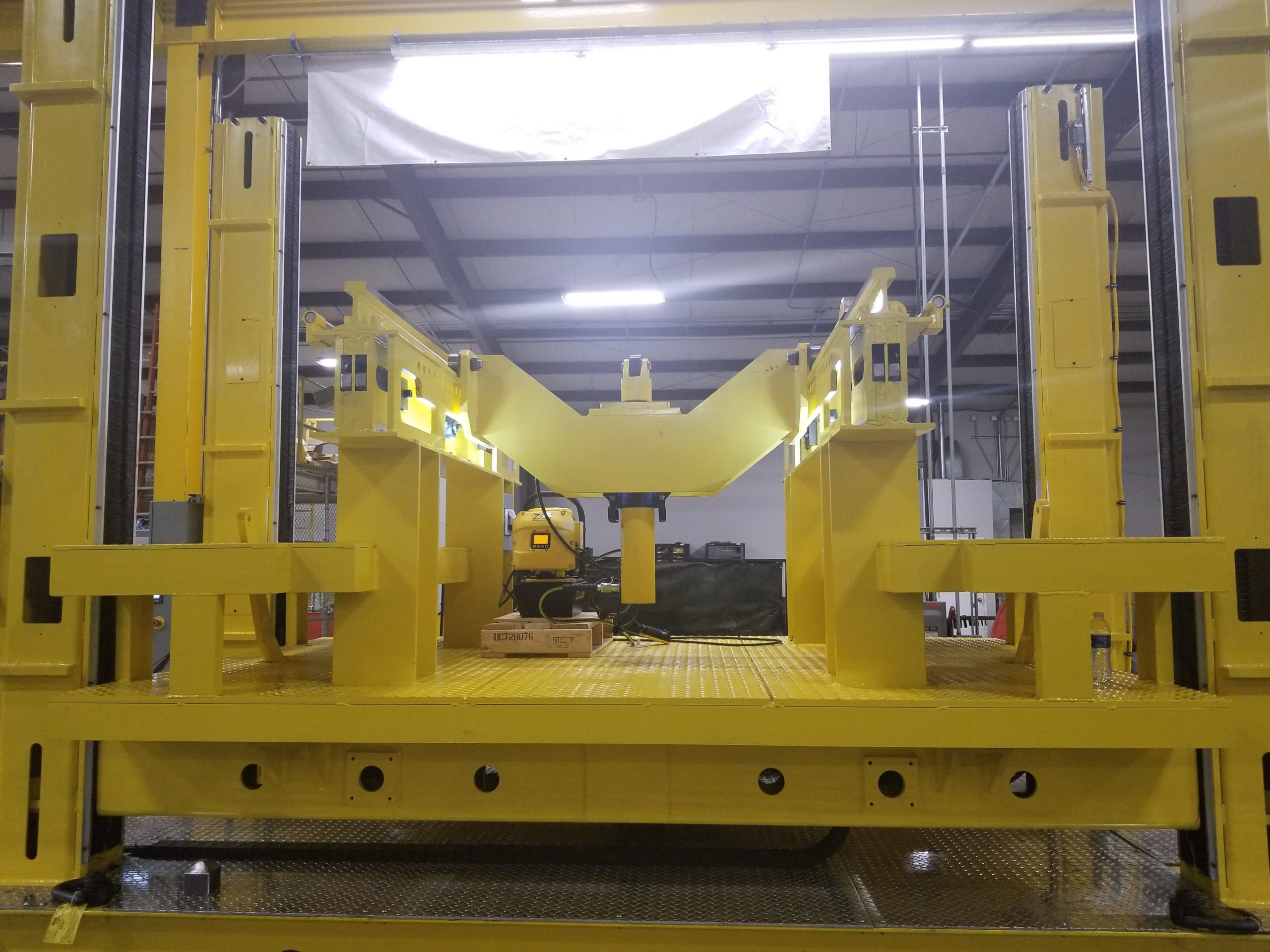 Railquip Rail Service 60-Ton Single Axle Drop Table 3