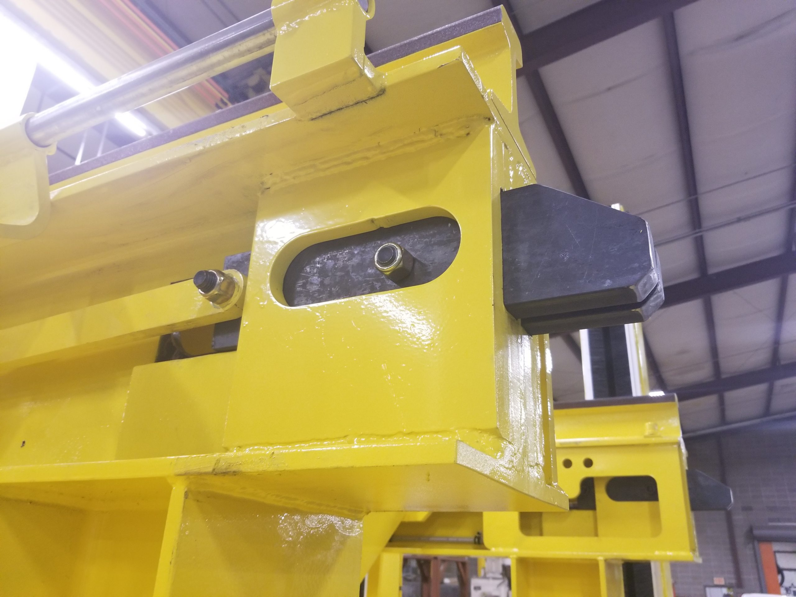 Railquip Rail Service 60-Ton Single Axle Drop Table 4